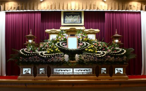 ホール葬について